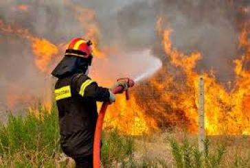 Φωτιά στην περιοχή της Κορπής- ενδείξεις εμπρησμού