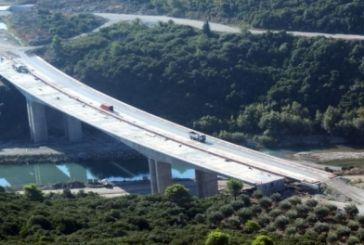 Ιόνια Οδός: Στη Διαιτησία στέλνει το Υποδομών την αίτηση παράτασης των έργων