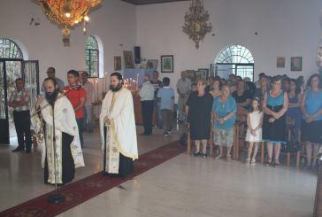 Εορτασμός του Όσιου Νικοδήμου του Αγιορείτου στη Κατούνα