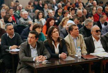 Tα 109 μέλη της Κεντρικής Επιτροπής του ΣΥΡΙΖΑ που απορρίπτουν το Μνημόνιο