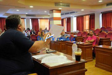 Ένταση στο δημοτικό συμβούλιο Μεσολογγίου για την ανακοίνωση Παπαδόπουλου…