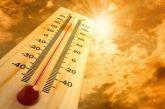 Δεύτερη υψηλότερη θερμοκρασία σήμερα στην Αμφιλοχία