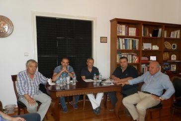 Σύσκεψη στο Μεσολόγγι για τις εξελίξεις στο ΤΕΙ