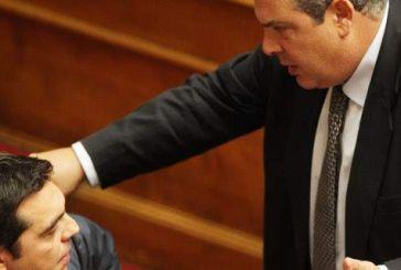 «Βόμβα» Καμμένου: Αν έρθει η συμφωνία για το Σκοπιανό στη Βουλή, θα αποσυρθούμε από την κυβέρνηση