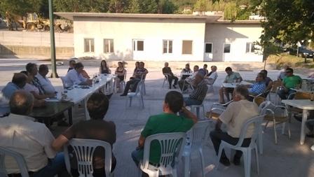 Γενικές συνελεύσεις στις Τοπικές Κοινότητες του Δήμου Αγράφων