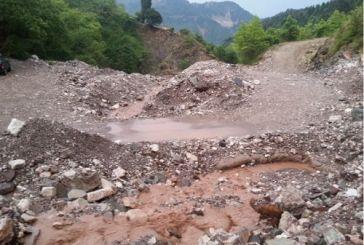 """""""Επιβεβλημένη η κατασκευή νέας γέφυρας στο Αργυρό Πηγάδι"""""""