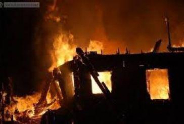 Φωτιά σε μονοκατοικία στο Μοναστηράκι