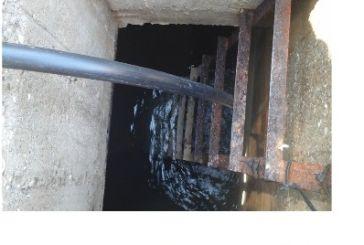 Το νερό …νεράκι και με σκουριές στα Καραμαναΐικα Αγίου Βλασίου