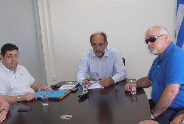 Πρωτόκολλο συνεργασίας μεταξύ της Περιφέρειας και Ε.Σ.Α.μεΑ.