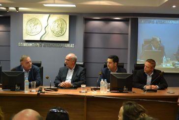 Μεϊμαράκης στο Επιμελητήριο: Ο λογαριασμός της διαμαρτυρίας έφτασε τα 90 δις (video)