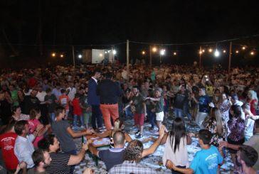 Χιλιάδες κόσμου απόλαυσαν το παραδοσιακό γλέντι στη Γουριώτισσα