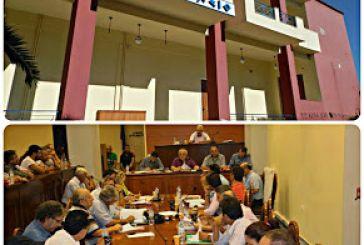 Δημοτικό Συμβούλιο Δήμου Ξηρομέρου με πολλά …μπιπ