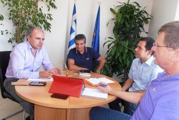 Σύσκεψη για την πορεία συνεργασίας της Περιφέρειας με το ΚΕΠΕ