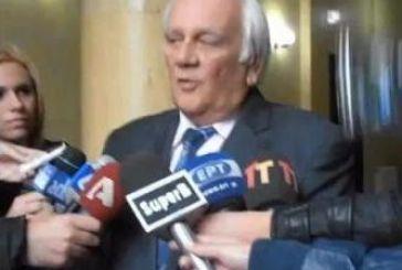 Συλλυπητήρια Kατσιφάρα για το θάνατο του Ντίνου Αργυρόπουλου