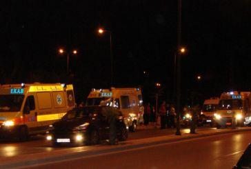 Tραγωδία: δύο νεκροί σε τροχαίο κοντά στο Αγρίνιο