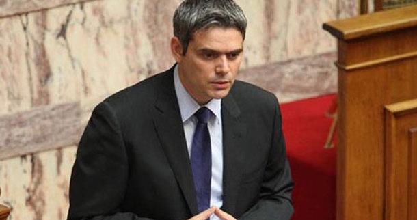 Καραγκούνης για Τζανακόπουλο-Πολάκη: Αν η προανακριτική δεν τους εξαιρούσε θα απειλείτο με ακυρότητα