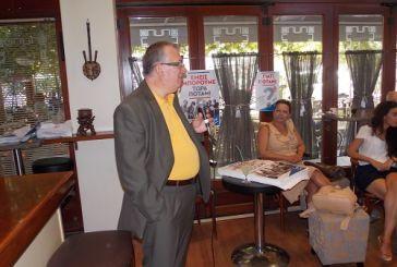 Π. Καρκατσούλης: «Ψήφος στο Ποτάμι σημαίνει όχι κομματικό κράτος και συνεχείς εκλογές»