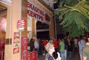 Η εκλογική εικόνα στην Αιτωλοακαρνανία- ΣΥΡΙΖΑ 35,17%