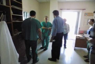 Κλιμάκια της Λαϊκής Ενότητας στα Νοσοκομεία