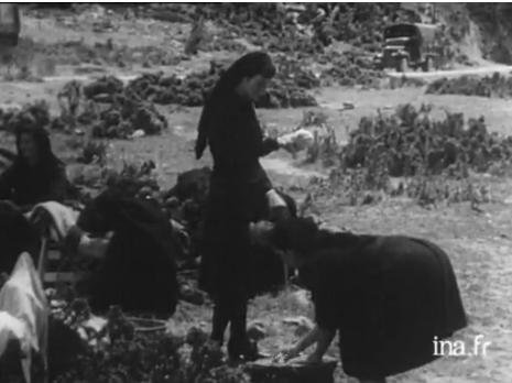 Φραγκόσκαλα: Οι γυναίκες στον καθημερινό μόχθο δίπλα από τον ποταμό Ζέρβα