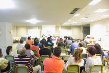 Συνέλευση της Λαϊκής Ενότητας στο Μεσολόγγι