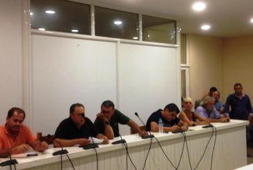Συνέλευση ΣΥΡΙΖΑ Οινιάδων