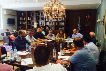 Ευρεία σύσκεψη για την τουριστική ανάπτυξη