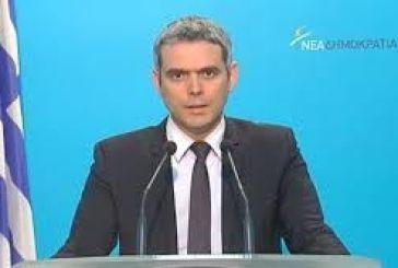 Ομιλία Καραγκούνη την Τετάρτη στην Αθήνα