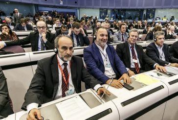 Στις Βρυξέλλες ο Κατσιφάρας για την 114η Ολομέλεια της Ευρωπαϊκής Επιτροπής των Περιφερειών
