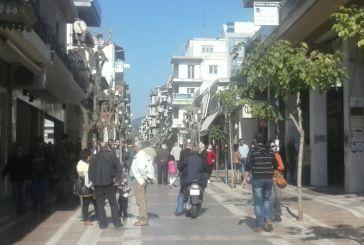 Ποια θέματα τέθηκαν στη συνάντηση του Εμπορικού Συλλόγου με τον δήμαρχο Αγρινίου