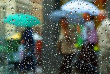 Πρόγνωση καιρού 13-16 Νοεμβρίου: Ισχυρές βροχές-καταιγίδες κατά περιόδους στην Αιτωλοακαρνανία