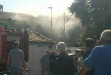 Kαταστράφηκε από φωτιά κατοικία στη Γαβαλού