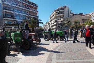 Παναιτωλοακαρνανικό συλλαλητήριο αγροτών- κτηνοτρόφων