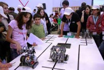 Πρωτιές για την αποστολή της Δυτικής Ελλάδας σε διαγωνισμό Εκπαιδευτικής Ρομποτικής