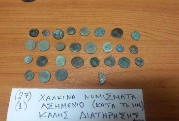 Συνελήφθη 51χρονος αρχαιοκάπηλος στη Βόνιτσα