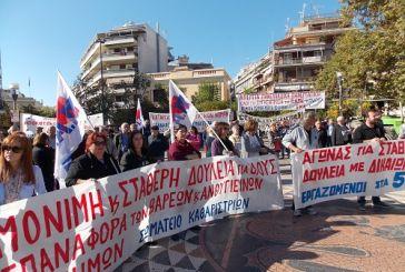 Στην απεργία της 14ης Δεκεμβρίου καλεί η Ένωση Οικοδόμων