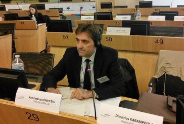 Παρέμβαση Κ. Καρπέτα για το μεταναστευτικό στη συνεδρίαση της ARLEM
