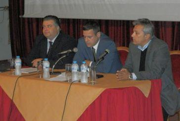 Παρουσιάστηκε και στο Μεσολόγγι η υποψηφιότητα για την  Πολιτιστική Πρωτεύουσα