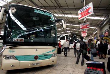 Επεισόδιο σε λεωφορείο της γραμμής Αθήνα-Αγρίνιο