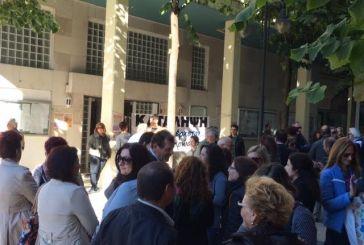 Κατάληψη στο δημαρχείο Αγρινίου