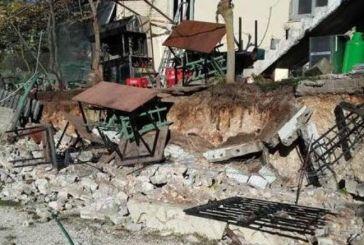 Η στιγμή του σεισμού στη Λευκάδα (video)