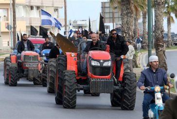 """""""Απαιτούμε από τους βουλευτές της Αιτωλοακαρνανίας να μην ψηφίσουν τα μέτρα"""", λένε οι αγρότες"""