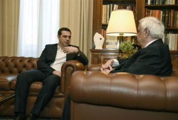 Σύγκληση Συμβουλίου Πολιτικών Αρχηγών ζήτησε από τον ΠτΔ ο πρωθυπουργός