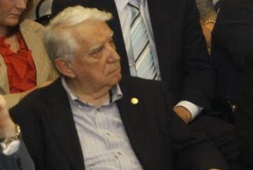 Aπεβίωσε ο Παναγιώτης Δελημήτσος