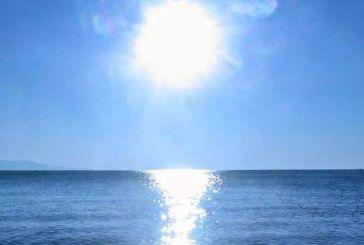 Πρόγνωση καιρού 4-7 Ιουνίου: Ηλιοφάνεια και ζέστη στην Αιτωλοακαρνανία