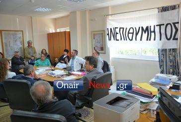 """Μεσολόγγι: Κατάληψη στο γραφείο του """"ανεπιθύμητου"""" διοικητή του Νοσοκομείου"""