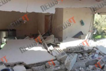 Το χωριό Αθάνι σμπαραλιάστηκε από τον σεισμό! (φωτό)