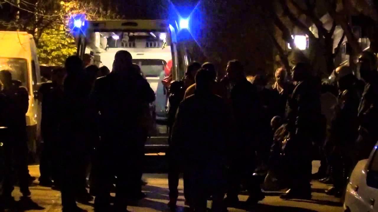 Έξι συλλήψεις για άγρια συμπλοκή μεταξύ Ρομά στο Αγρίνιο