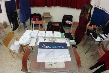 Άνετη πρωτιά Μεϊμαράκη, 2ος ο Κυριάκος Μητσοτάκης σε Αγρίνιο- Αιτωλοακαρνανία