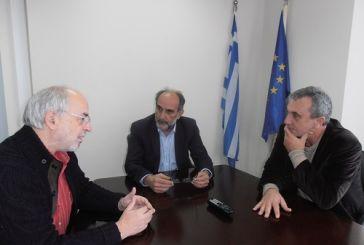 Συνεργασία Περιφέρειας και ΕΑΠ με στόχο εξωστρέφεια και διασύνδεση με κοινωνία